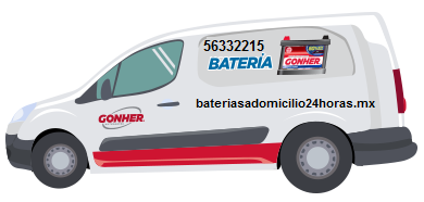Baterías a Domicilio Gonher