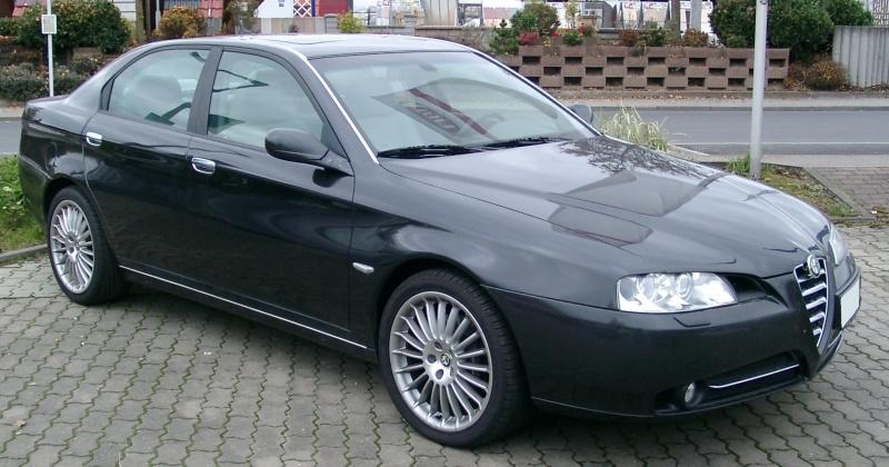 Bateria para Alfa Romeo 159 2003