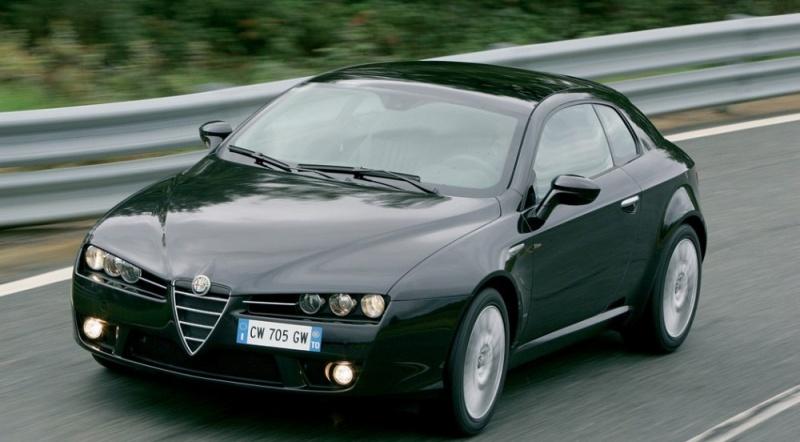 Bateria para Alfa Romeo BRERA 2005