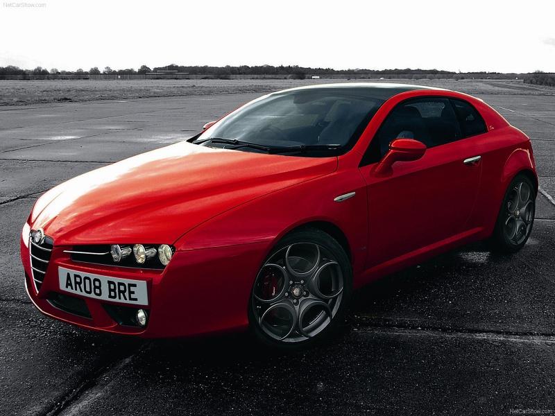 Bateria para Alfa Romeo BRERA 2009