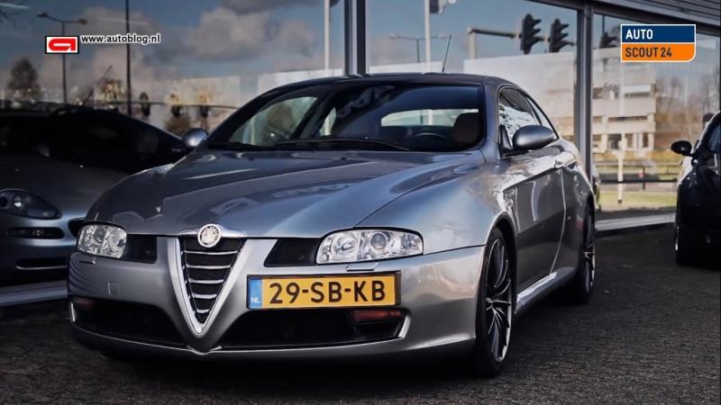 Bateria para Alfa Romeo GT 2004