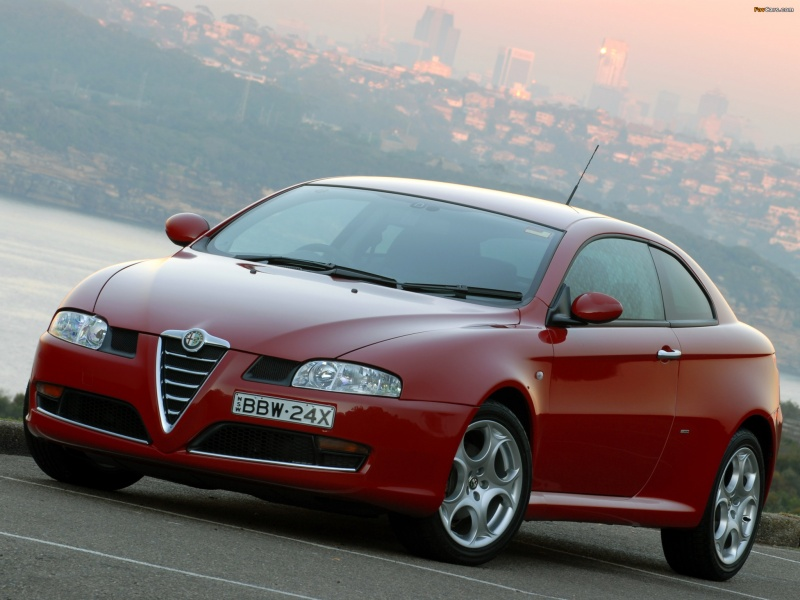 Bateria para Alfa Romeo GT 2007